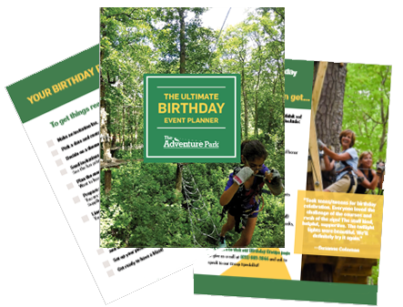 Weve Put Our Best Tips Information And Printable Resources Together To Help Make Your Birthday Party Planning A Breeze In The Trees